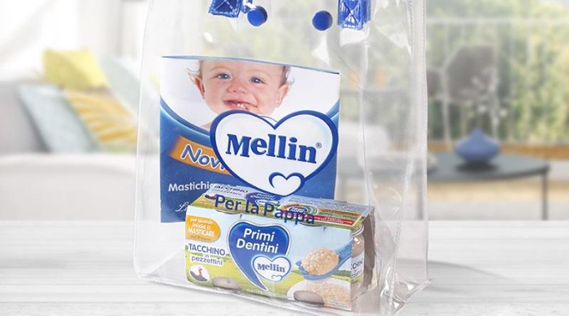 Campione gratuito kit primi dentini Mellin