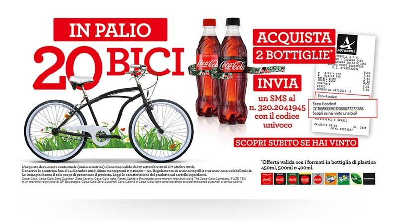 Concorso Autogrill e Coca Cola
