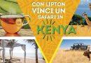 Concorso Lipton Ice Tea, vinci viaggio in Kenya