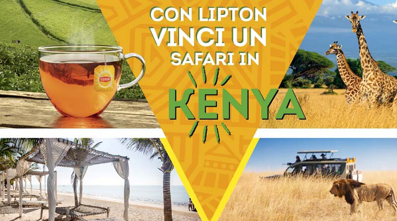 Concorso Lipton Ice Tea