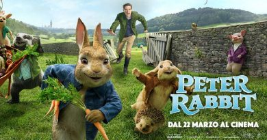 Concorso UCI Cinemas Peter Rabbit