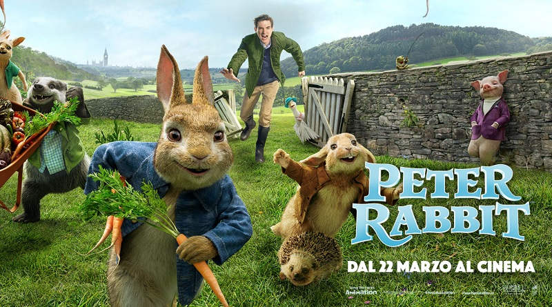 Concorso UCI Cinemas Peter Rabbit