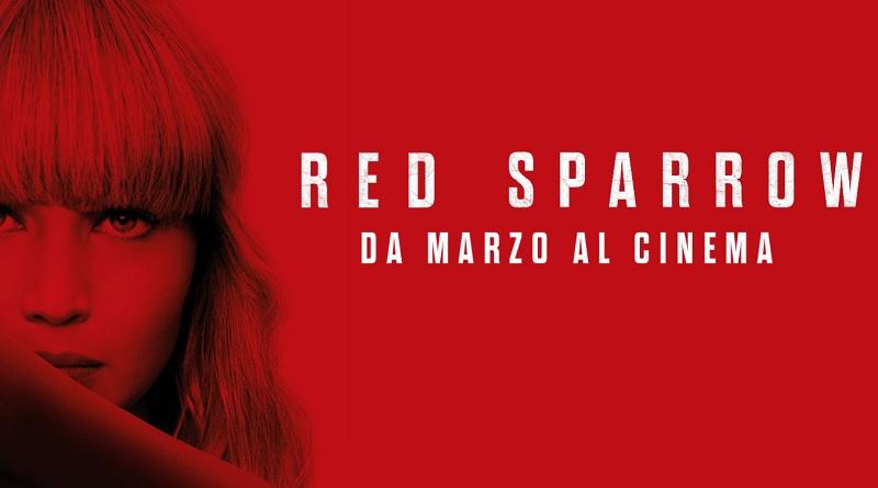 Concorso a premi Vinci con Red Sparrow