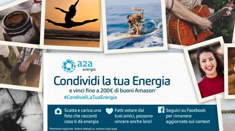 Concorso a premi A2A Energia