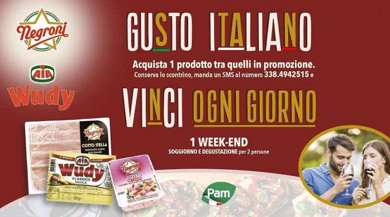 Concorso Gusto Italiano di Aia
