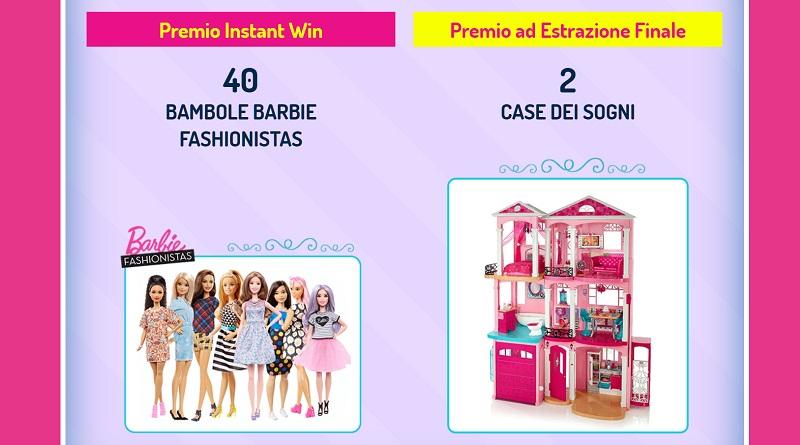 Concorso DeAgostini, Barbie gioca con la moda