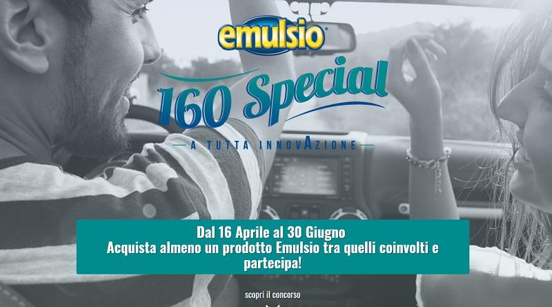 Concorso a premi Emulsio 160 Special