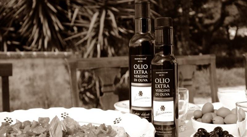 Campioni omaggio olio azienda agricola Mazzarrino