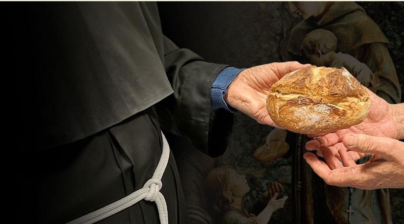 Pane di Sant'Antonio in omaggio