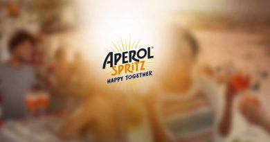 Concorso Aperol Spritz Happy Together