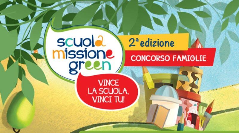 Concorso Sammontana, Barattolino scuola missione green