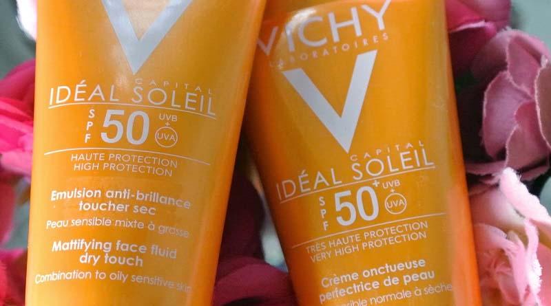 Campione omaggio crema solare Vichy Ideal Soleil SPF 50