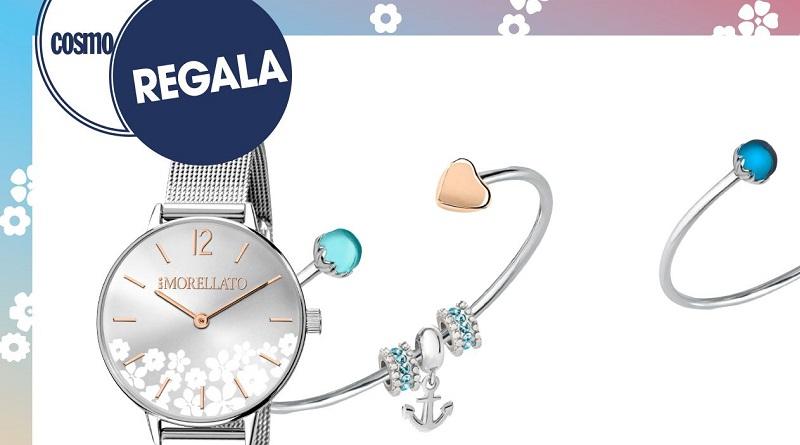 Concorso Cosmopolitan, vinci orologi e bracciali Morellato