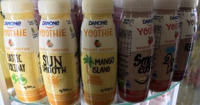 Concorso Danone, vai in vacanza con Yoothie