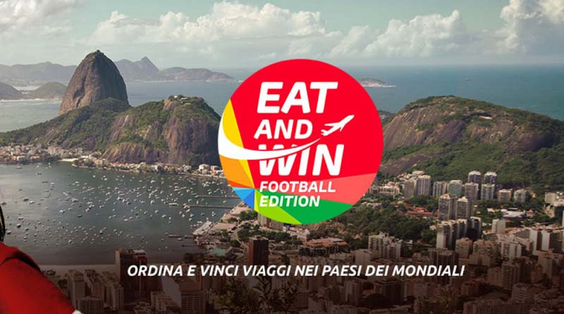 Concorso Just Eat, eat and win