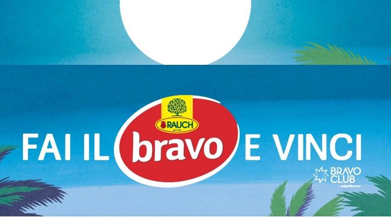 Concorso succhi di frutta Bravo