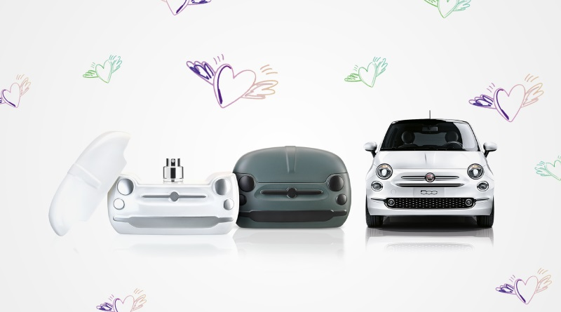 Concorso Fiat 500 Fragrances
