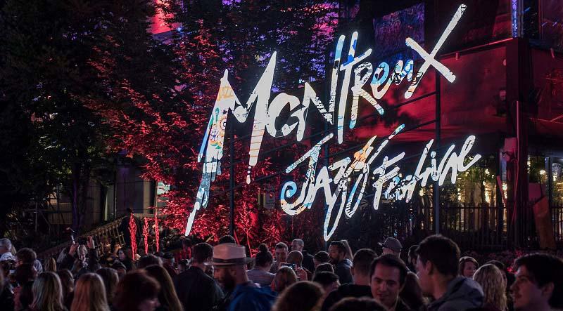 Concorso Swiss, vinci Montreaux Jazz Festival