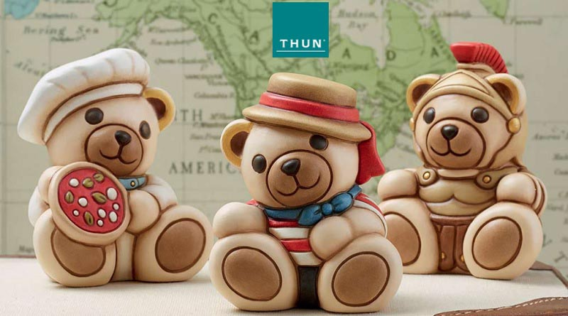 Concorso Thun Teddy on the road