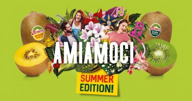 Concorso Zespri Amiamoci summer edition, vinci viaggio in Nuova Zelanda