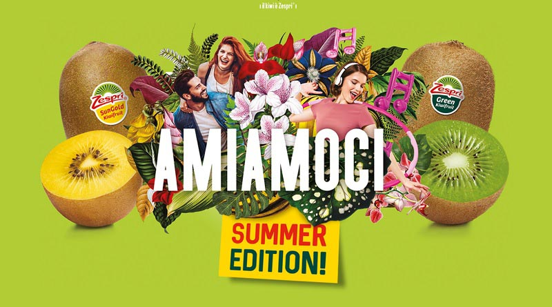 Concorso Zespri Amiamoci summer edition