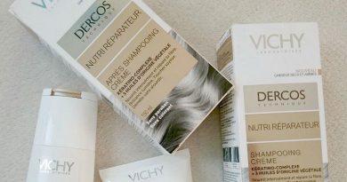 Campione gratuito di shampoo Vichy Dercos