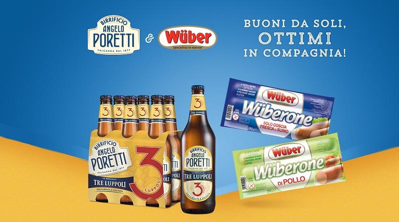 Concorso Birra Poretti e Wuber