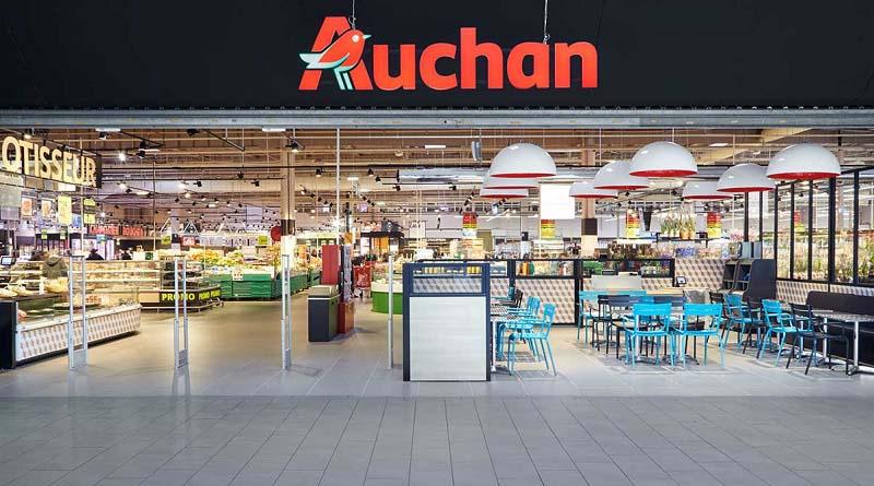Concorso Auchan, vinci 3000 spese al giorno