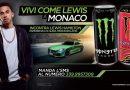 Concorso Monster, incontra Lewis Hamilton a Montecarlo e prova la nuova Mercedes AMG