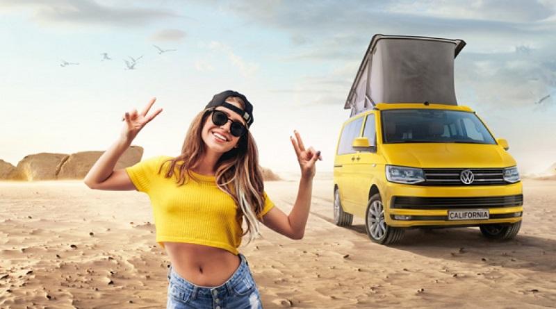 Concorso Fastweb, rivoluziona la tua estate e vinci van California Beach