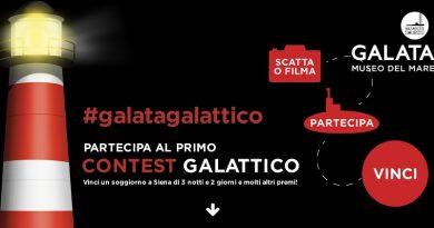 Concorso Galata Galattico, vinci soggiorno a Siena