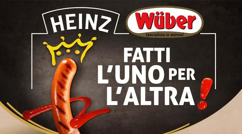 Concorso Heinz e Wuber, fatti l'uno per l'altra, vinci barbecue e viaggio in Texas