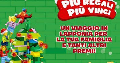Concorso Lego, vinci viaggio in Lapponia per tutta la famiglia