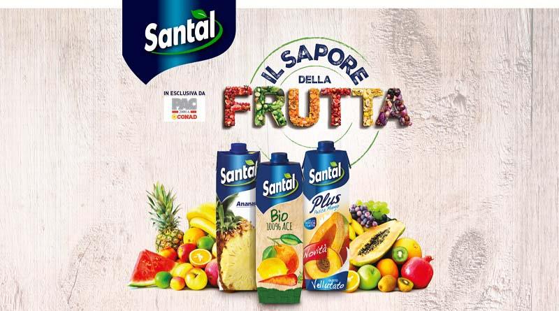 Concorso Santal il sapore della frutta