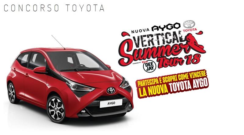 Concorso Toyota