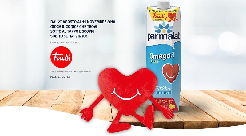 Concorso Parmalat un cuore per il cuore