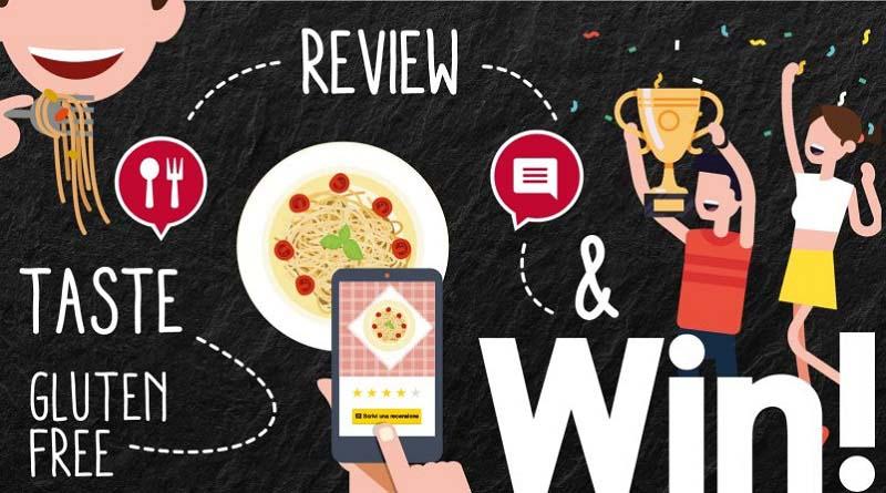 Concorso a premi Schaer, Taste, Review & Win