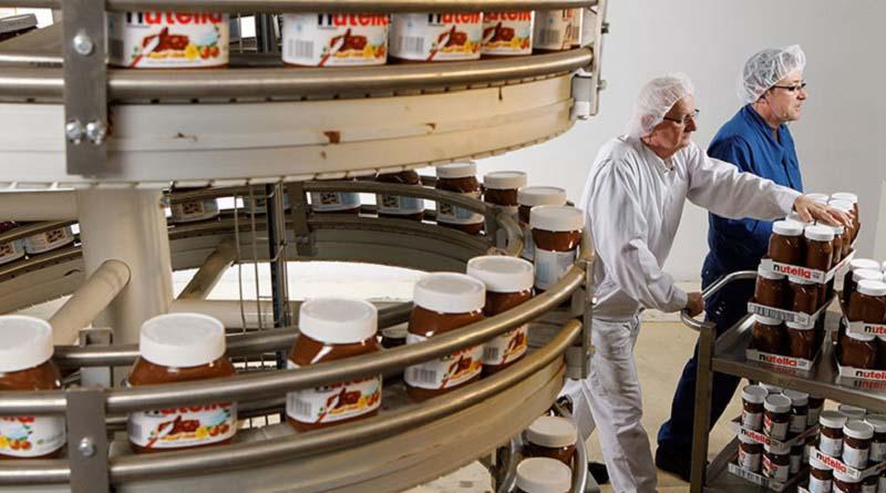 Vinci un weekend alla fabbrica del cioccolato Ferrero con Lidl