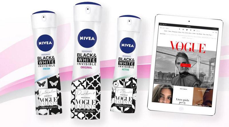 Concorso Nivea, vinci 100 abbonamenti digitali a Vogue e Glamour