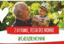 Concorso a premi Nonno Nanni #grazienonni, speciale festa dei nonni