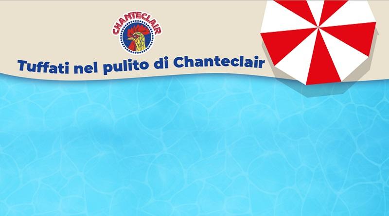 Concorso a premi Tuffati nel pulito di Chanteclair