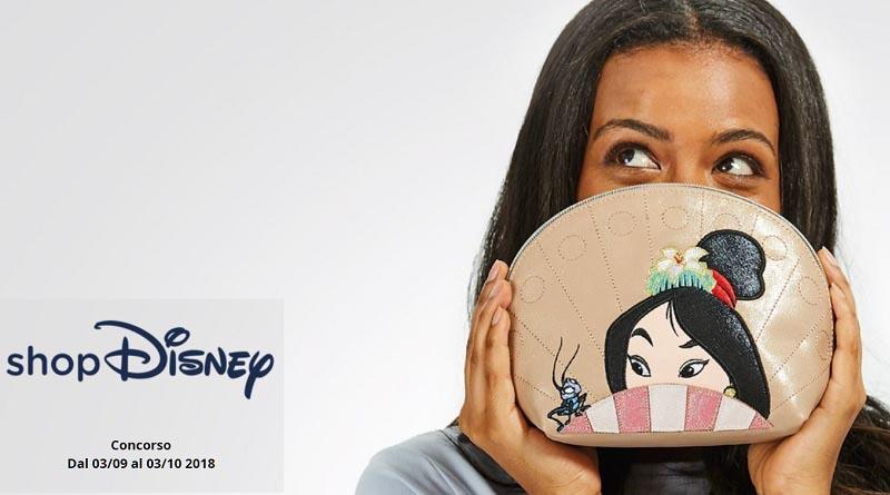 Concorso Shop Disney