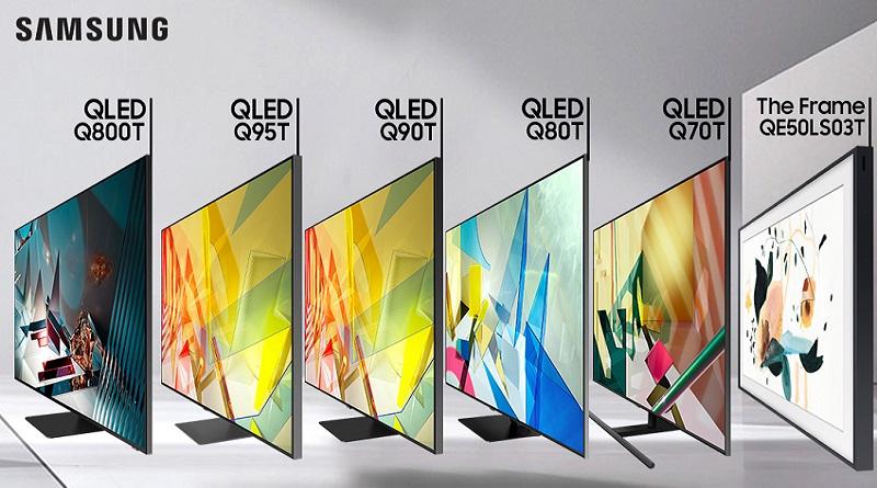 Diventa tester TV Samsung QLED