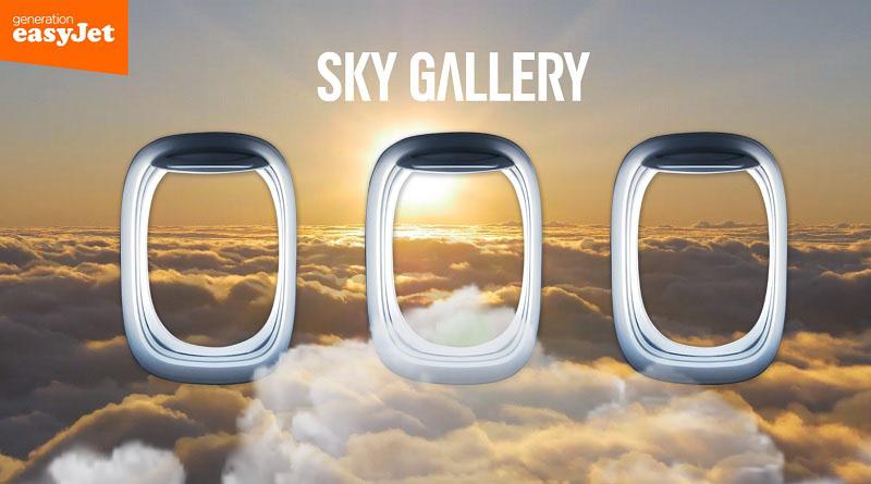 Concorso Easyjet Sky Gallery