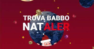 Concorso a premi Emmentaler, trova Babbo Nataler