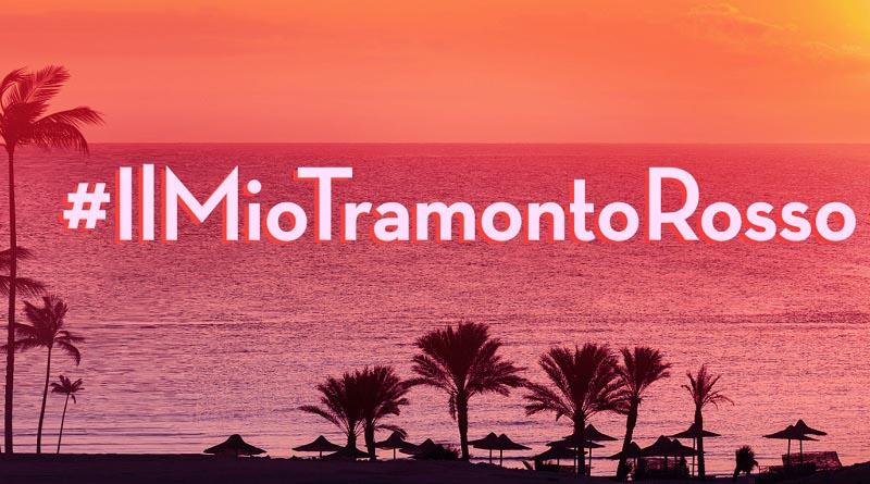 Concorso a premi Francorosso e Alpitour, il mio tramonto rosso