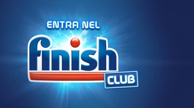 Entra nel Finish Club e vinci l'esclusivo Brilla Kit
