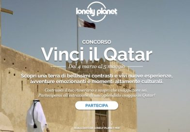 Concorso Lonely Planet vinci il Qatar
