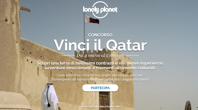 Concorso Lonely Planet