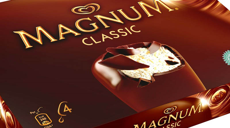 Concorso Magnum Algida, never stop playing